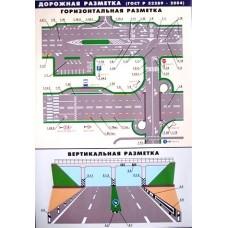 Дорожные знаки и дорожная разметка